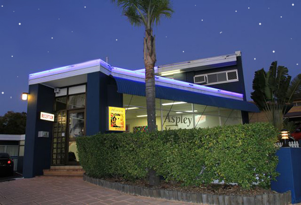 Central northern Brisbane location in Aspley